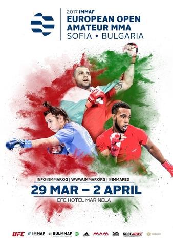 2017 IMMAF European Open Championships