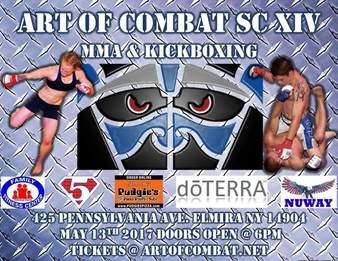 Art of Combat SC 14
