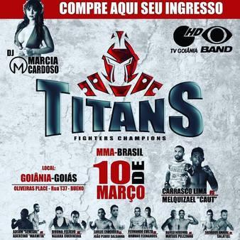 Titans FC 1