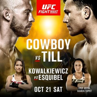 UFC Fight Night 118