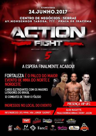 Action Fight 5