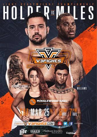 V3 Fights 58