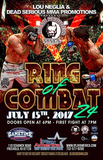Ring of Combat AM 24