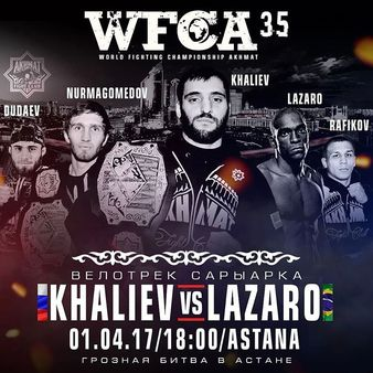 Akhmat Fight Show 35