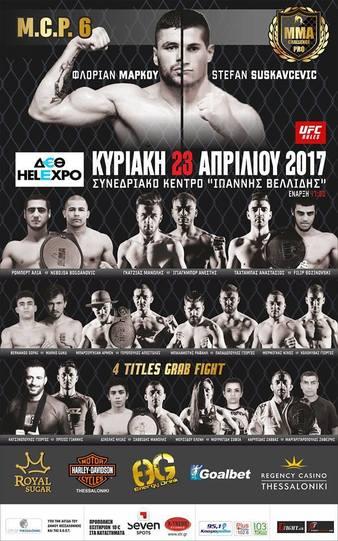 MMA Challenge Pro 6