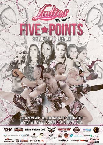 Ladies Fight Night 5
