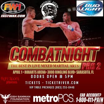 Combat Night 72