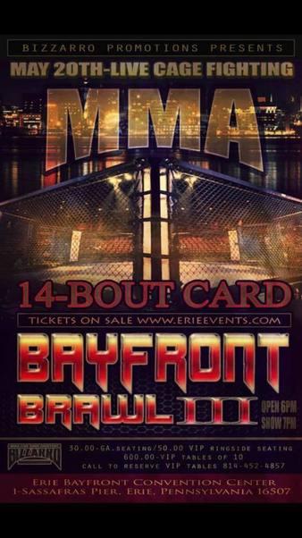 Bayfront Brawl 3