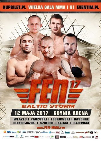 Fight Exclusive Night 17: Baltic Storm | MMA & Kickboxing