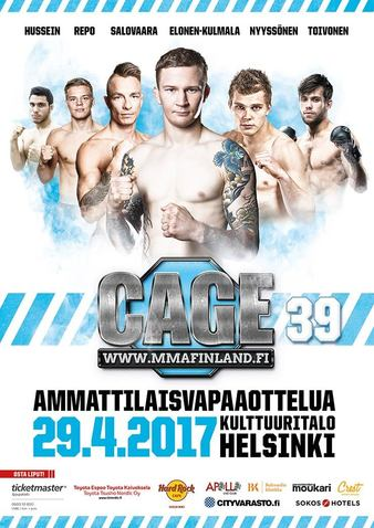 Cage 39
