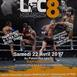 Lyon Fighting Championship 8