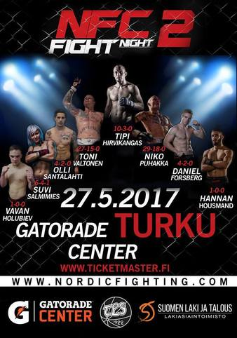NFC Fight Night 2