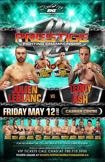 Prestige FC 8