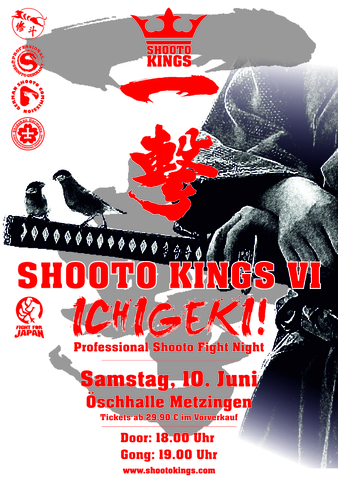 SHOOTO KINGS 6