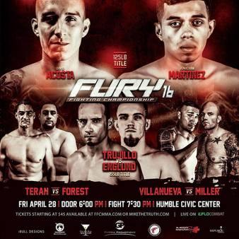 Fury FC 16