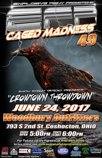 Caged Madness 49