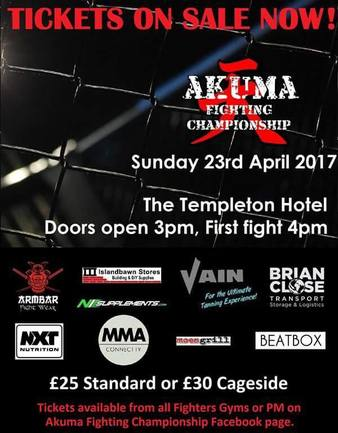 Akuma Fighting Championship 10