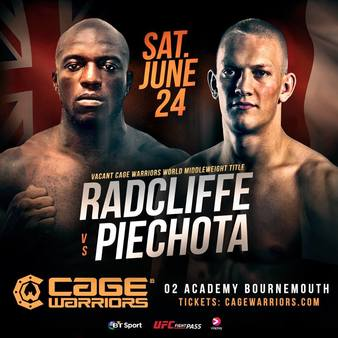 Cage Warriors 85