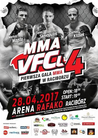 Victory Fighting Championship League 4