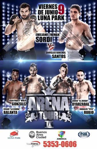 Arena Tour 9