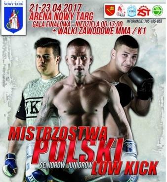 Mistrzostwa Polski Low Kick 2017