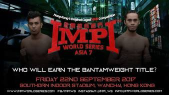 IMPI World Series Asia 7