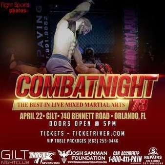 Combat Night 73
