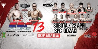 Serbian Battle Championship 13