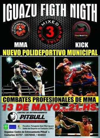 Iguazu Fight Night