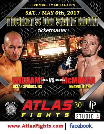 Atlas Fights 30