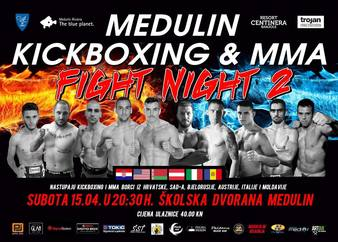 Medulin Fight Night 2