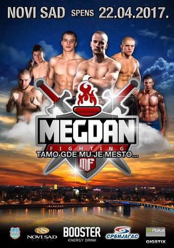 Megdan Fighting 1