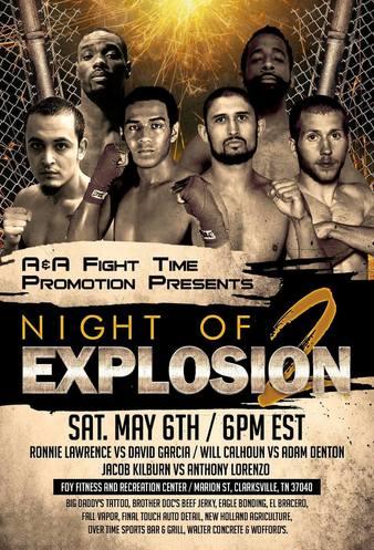 Night of Explosion 2