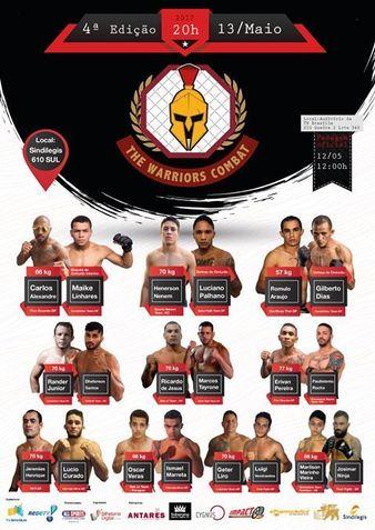 The Warriors Combat 4