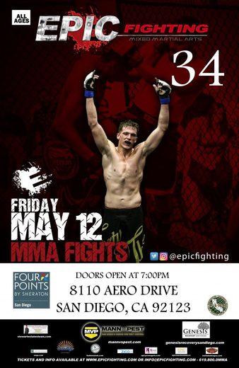 Epic Fighting 34