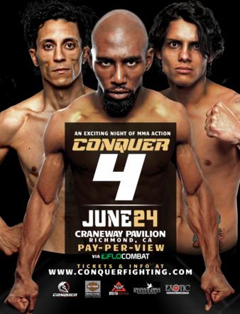 Conquer FC 4