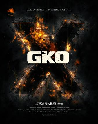 Global Knockout 10