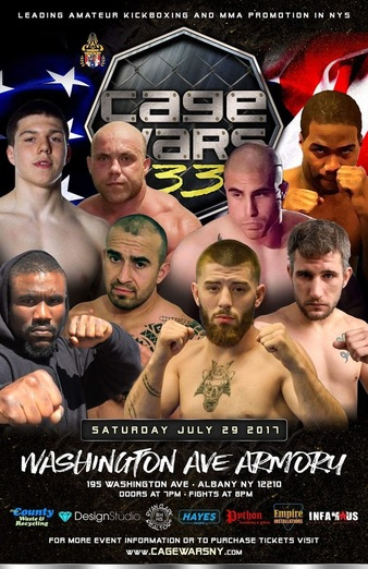 Cage Wars 33