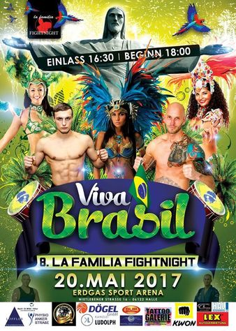 La Familia Fight Night 8