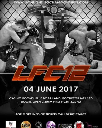 Lion Fighting Championships 12