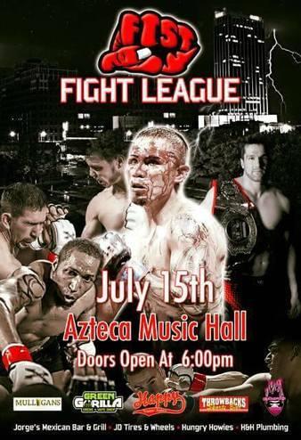 Fist Fight Night 1