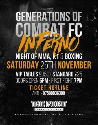Generations of Combat FC 2