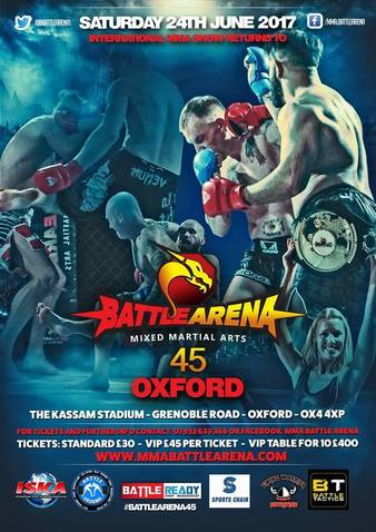 Battle Arena 45