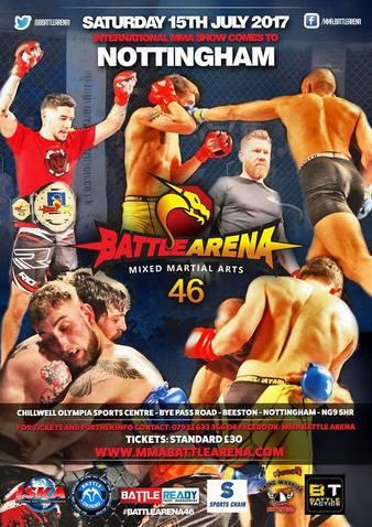 Battle Arena 46