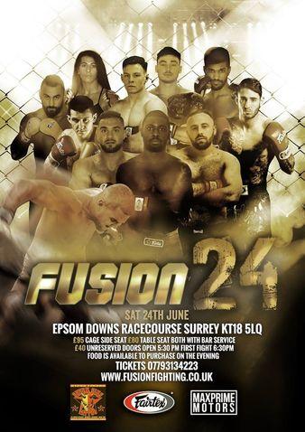 Fusion FC 24