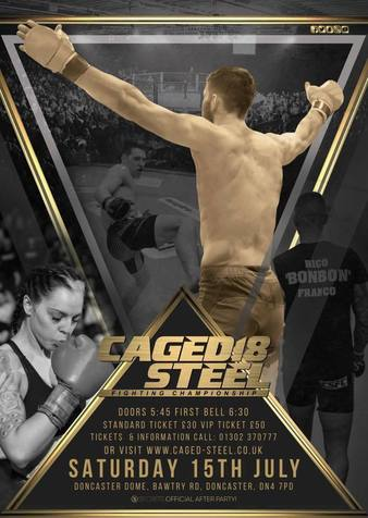 Caged Steel FC 18