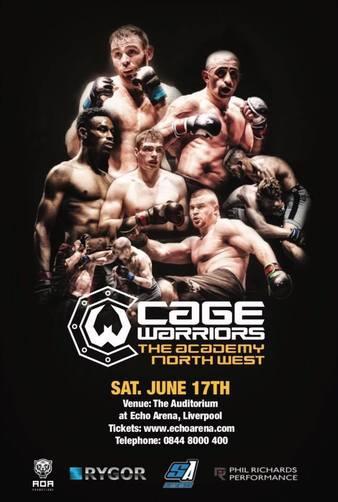 Cage Warriors Academy North West 1