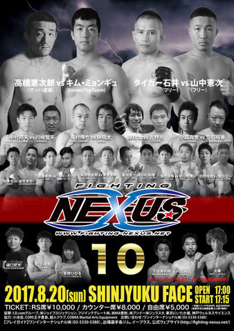Fighting NEXUS vol. 10