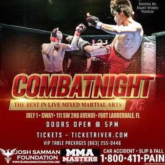 Combat Night 76