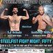 SteelFist Fight Night 50